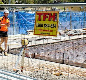 TFH Hire Services Newcastle