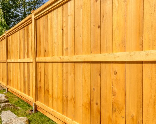 JR's Timber Fencing