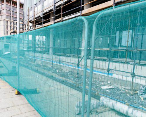 Cage Temporary Fencing