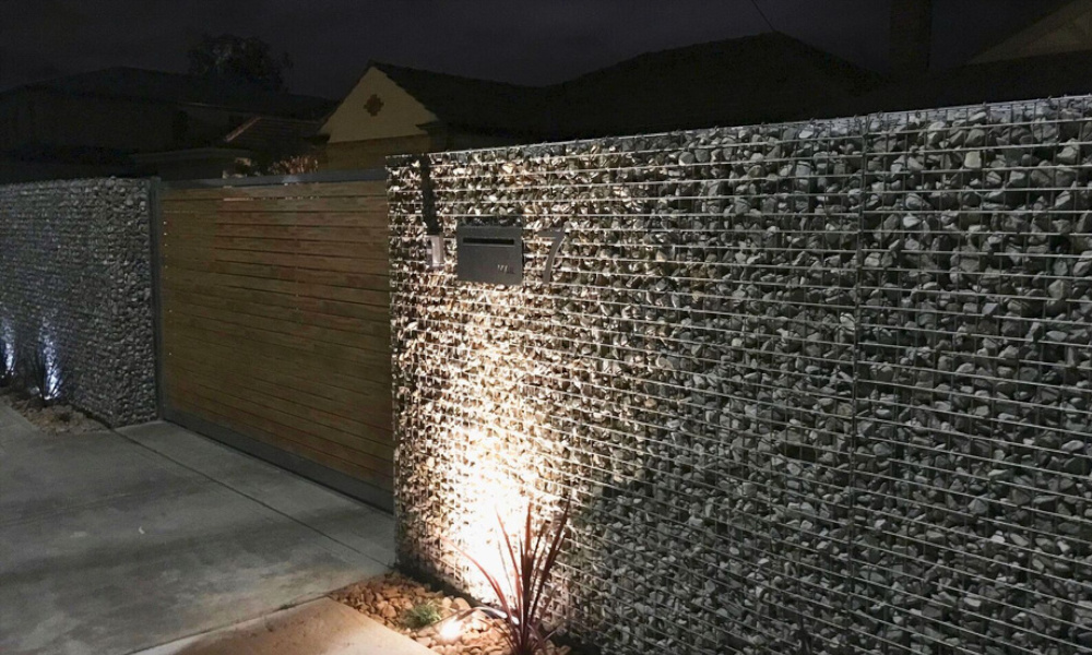 gabion fencing june the fence 2019