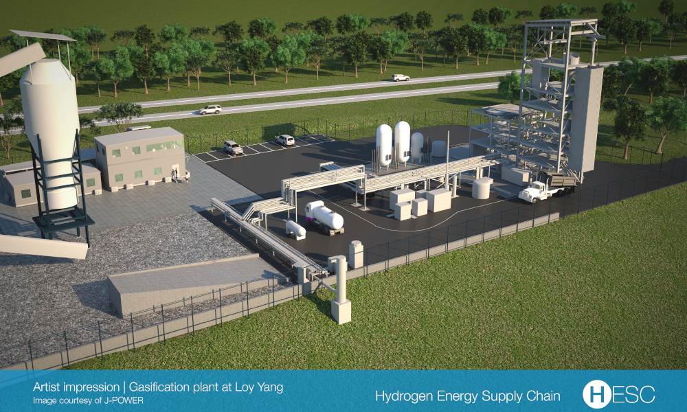 HESC - J-POWER gasification plant LV
