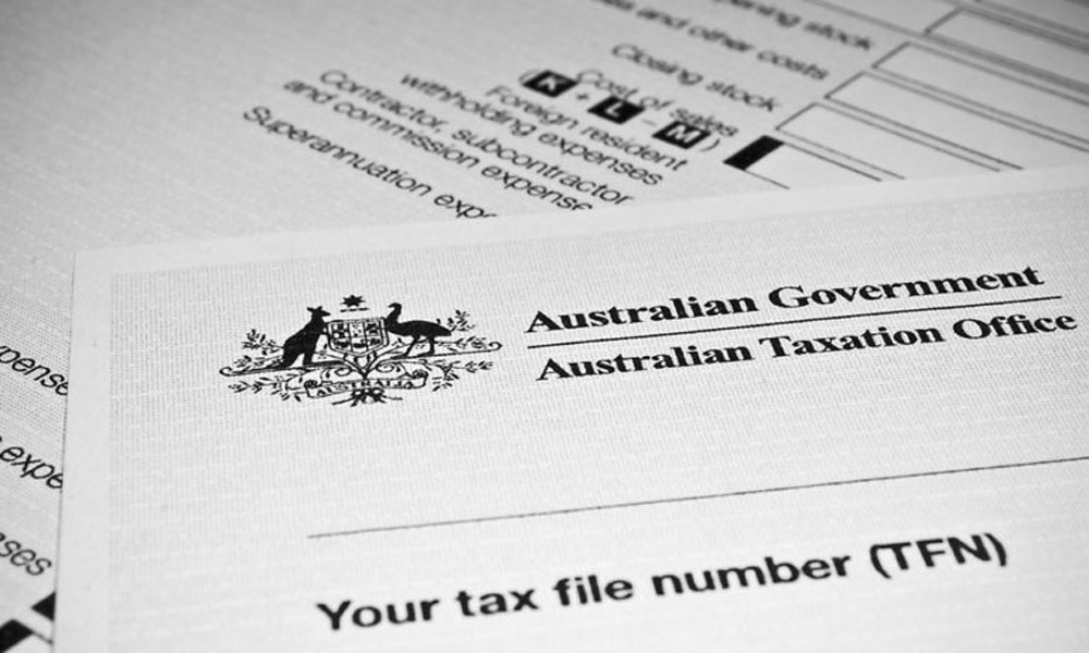 taxes stock image
