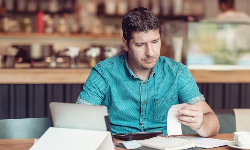 small business entrepreneur stock image