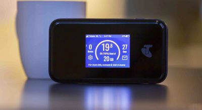 Telstra launches Australia's first 5G mobile broadband device with mmWave…
