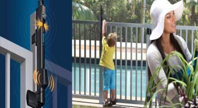 Innovation in child-safe gate hardware