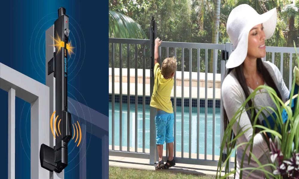 child-safe gate hardware