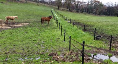 Kersbrook Equestrian Centre project by StockGuard