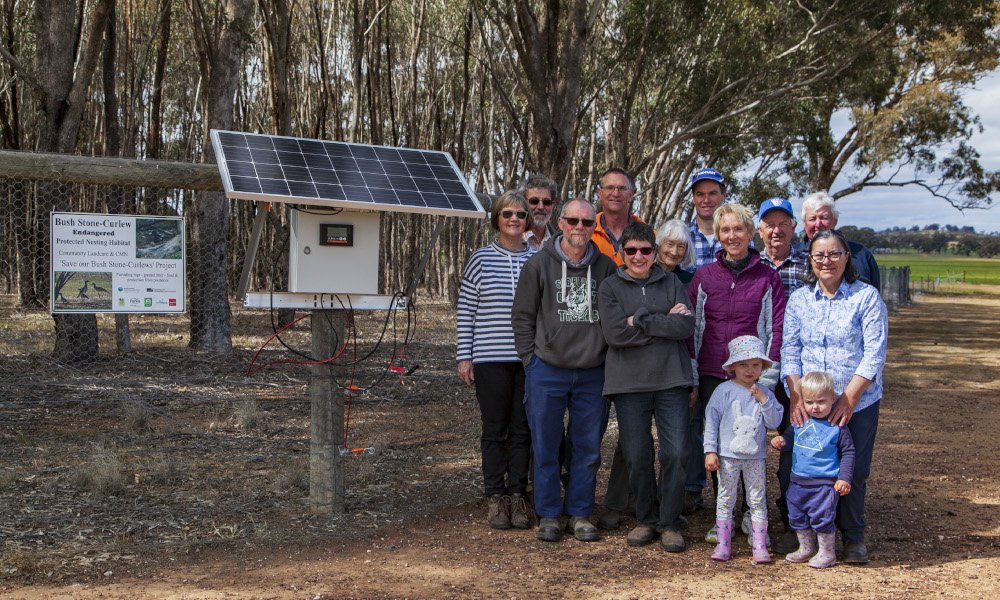 2021 Gallagher Landcare Electric Fencing Grants
