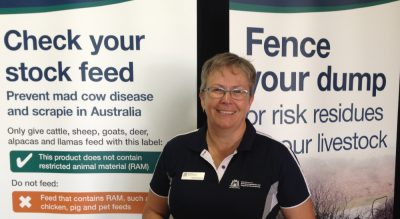 Biosecurity focus at 2021 Wagin Woolorama