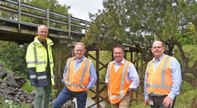 Lismore receives $10 million to replace ageing wooden bridges