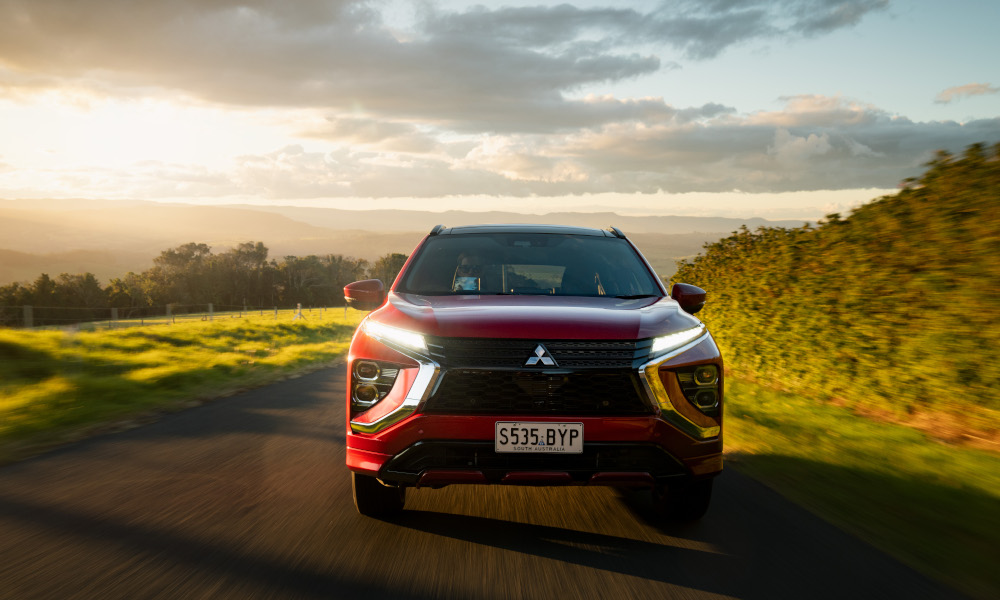 Mitsubishi Motors Eclipse Cross Plug-in Hybrid EV offers electrifying style…