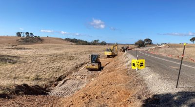 $5.5 million worth of upgrades for Windellama Road